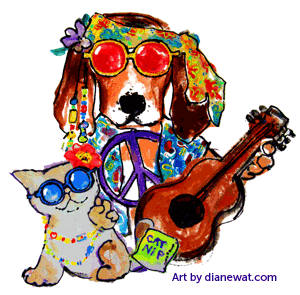 FFR hippy by Diane Watt