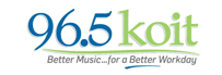 96.5 KOIT, Better Music...for a better workday