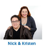 96.5 KOIT, Nick & Kristen in the Morning, Guest MC!