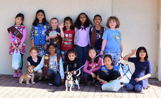 Girl Scout Troop #31832