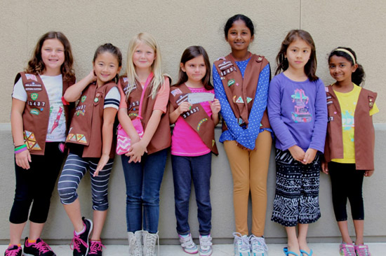 Girl Scout Troop #33437